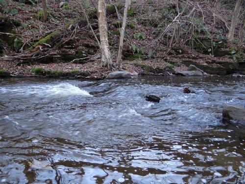 10 Acres Stream Open Fields Views : Smithville Flats : Chenango County : New York