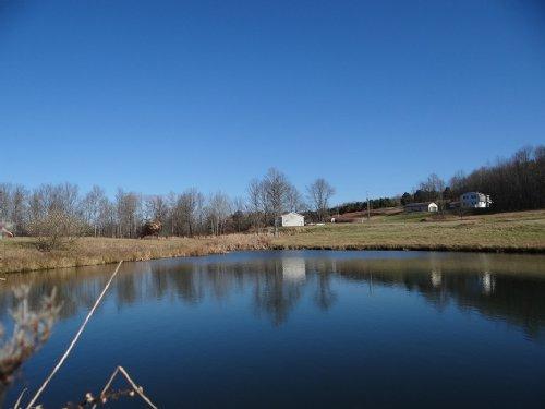 Pond Garage Build Your New Home : Spencer : Tioga County : New York