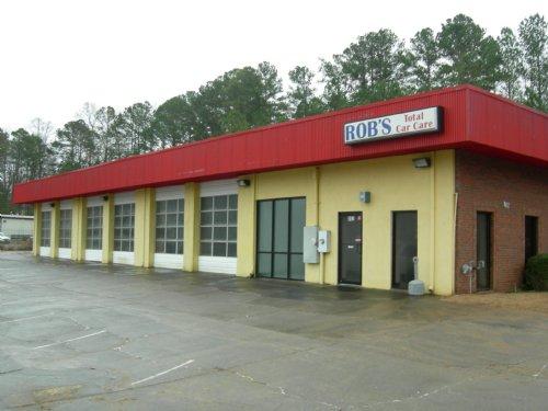 6600 Sf Auto Service Garage : Woodstock : Cherokee County : Georgia