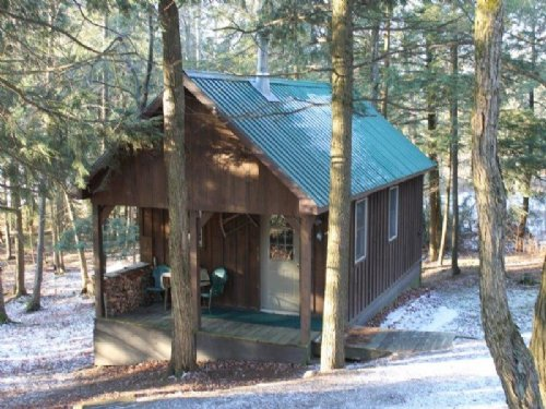 Cabin On Gorton Lake Secluded : Brookfield : Madison County : New York