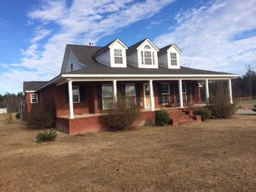 Gorgeous Country Home : Sandersville : Washington County : Georgia
