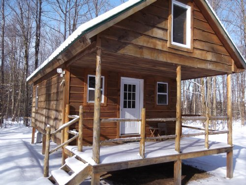 Cabin With All Season Recreation : Amboy : Oswego County : New York