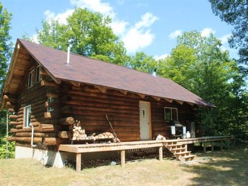 575 Fr3940 Cabin 2 Mls 1088121 : Iron River : Iron County : Michigan