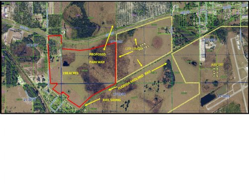 Lake Wales Development Acreage : Lake Wales : Polk County : Florida