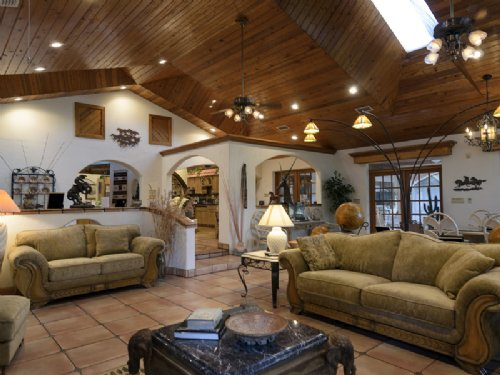 118 Acre Equestrian Estate : Bell : Gilchrist County : Florida