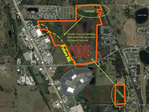 220 Ac, Comm, Res, Dev, Lake Wales : Lake Wales : Polk County : Florida