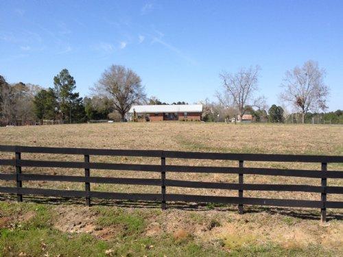 3 Br/2 Ba Home On 55 +/- Ac : Grady : Pike County : Alabama
