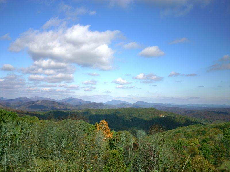 10 Ac In Boone Views Only $99,900 : Boone : Watauga County : North Carolina