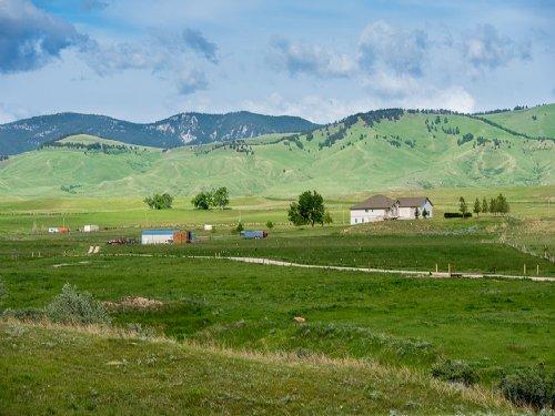 Keffer Ranch : Buffalo : Johnson County : Wyoming