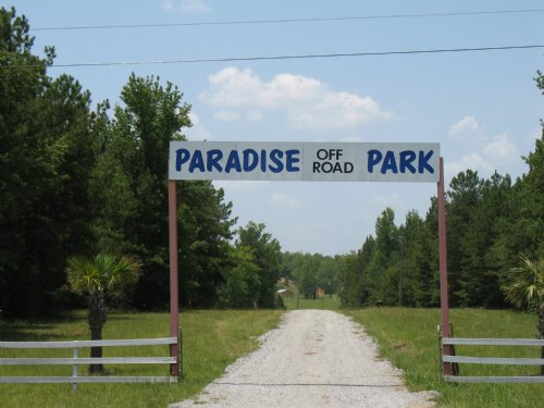 Paradise Motor Cross Park : Jeffersonville : Twiggs County : Georgia