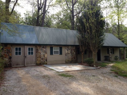 2 Houses On 20 +/- Ac : Highland Home : Crenshaw County : Alabama