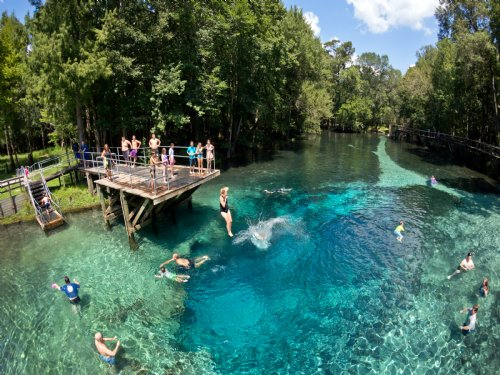 Blue Springs Park : High Springs : Gilchrist County : Florida