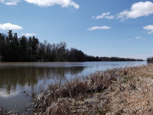 21+ Acres On Chaumont River : Chaumont : Jefferson County : New York