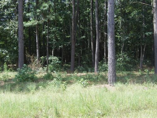 Deep Lake Farms, 5.10 Acre Lot : Shady Dale : Jasper County : Georgia