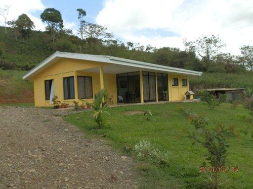 New House In Country On 1 Ac. : La Suiza De Turrialba : Costa Rica