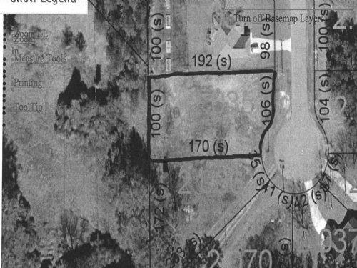 Building Lot In Diamond Fields : Troy : Pike County : Alabama