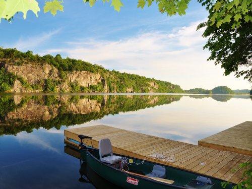Lake Property 1.6 Acres On Lake : Antwerp : Jefferson County : New York