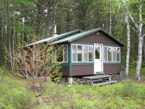 Ebeemee Cabin : Brownville : Piscataquis County : Maine