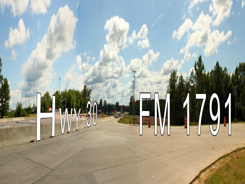 4.895 Ac- Commercial Corner : Huntsville : Walker County : Texas