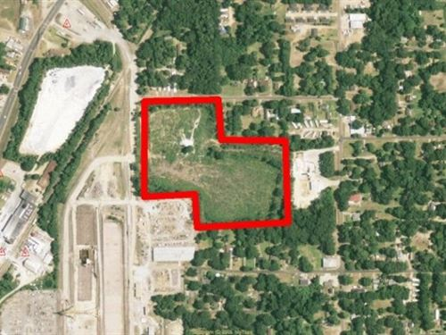 17.5 Ac Timberland In Town Price : Bastrop : Morehouse Parish : Louisiana