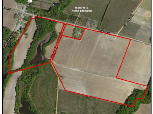 Altman Farm : Statesboro : Bulloch County : Georgia
