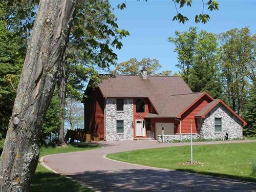 13794 Ford Dr. Mls 1080814 : Lanse : Baraga County : Michigan