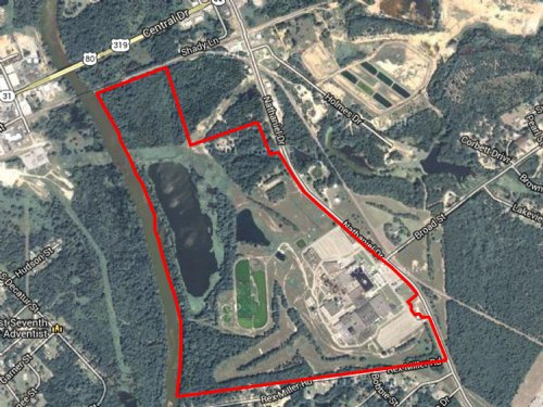 242+ Acres For Sale Or Lease : East Dublin : Laurens County : Georgia