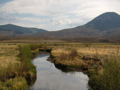 Tomichi Creek Ranch : Gunnison : Colorado