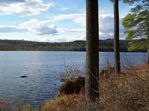 North Pond Shore Parcel : Chesterville : Franklin County : Maine