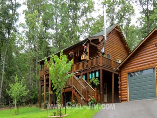 Mountain Get-a-way Cabin : Cleveland : Greenville County : South Carolina