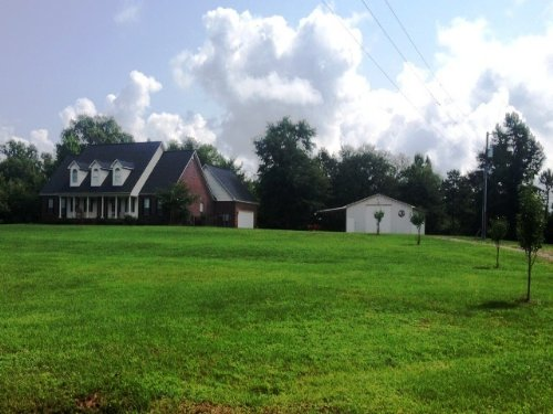 4br/3ba Home On 5 Ac : Goshen : Pike County : Alabama