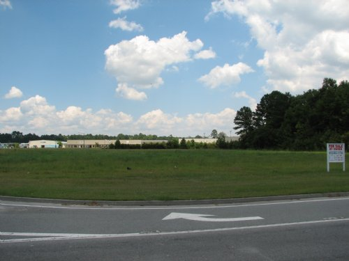 Pooler Commercial Site : Pooler : Chatham County : Georgia