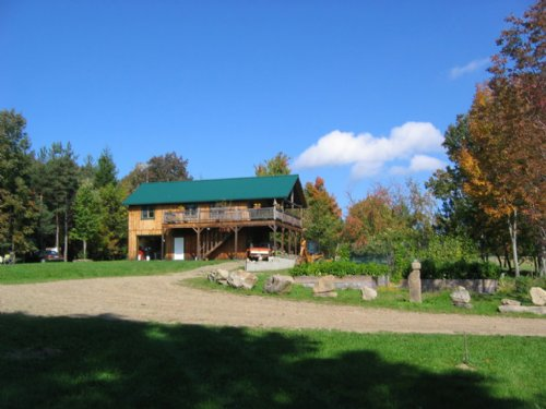 Owner Financing Home On 154 Acres : Friendship : Allegany County : New York