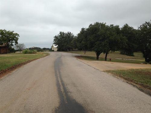 .14 Acres In Horseshoe Bay, TX : Horseshoe Bay : Burnet County : Texas