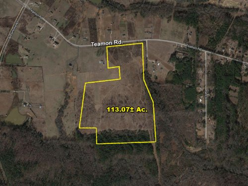 113.07± Acres : Griffin : Spalding County : Georgia