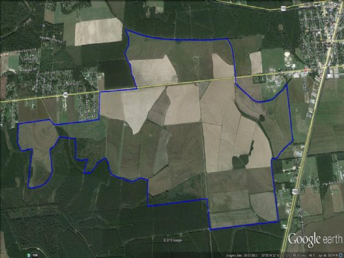 Price Reduced On 2,055 Acres : Kinder : Allen Parish : Louisiana