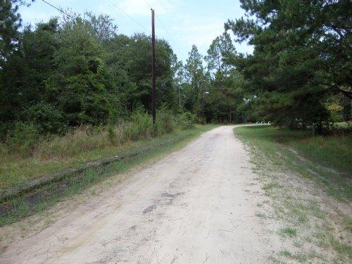 5 Acre Homesite In Nahunta : Nahunta : Brantley County : Georgia