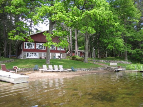Timberlane Lodge : Arbor Vitae : Vilas County : Wisconsin