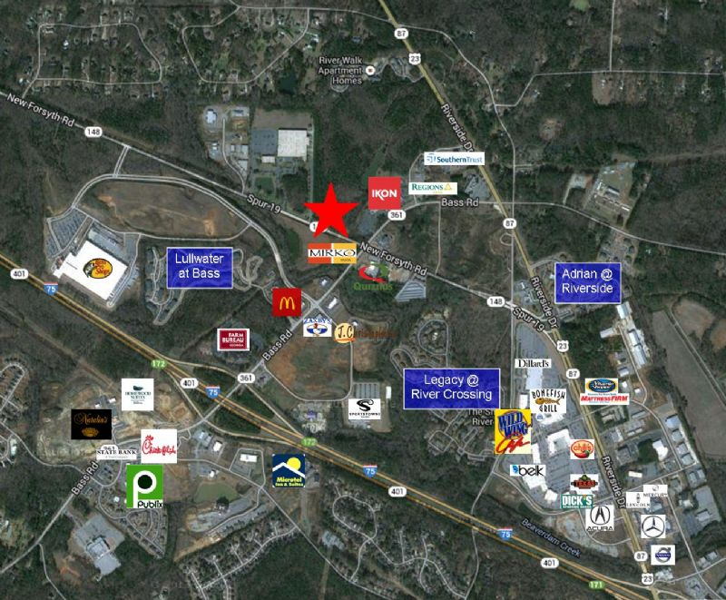 Multi Family Office Commercial Land For Sale Macon
