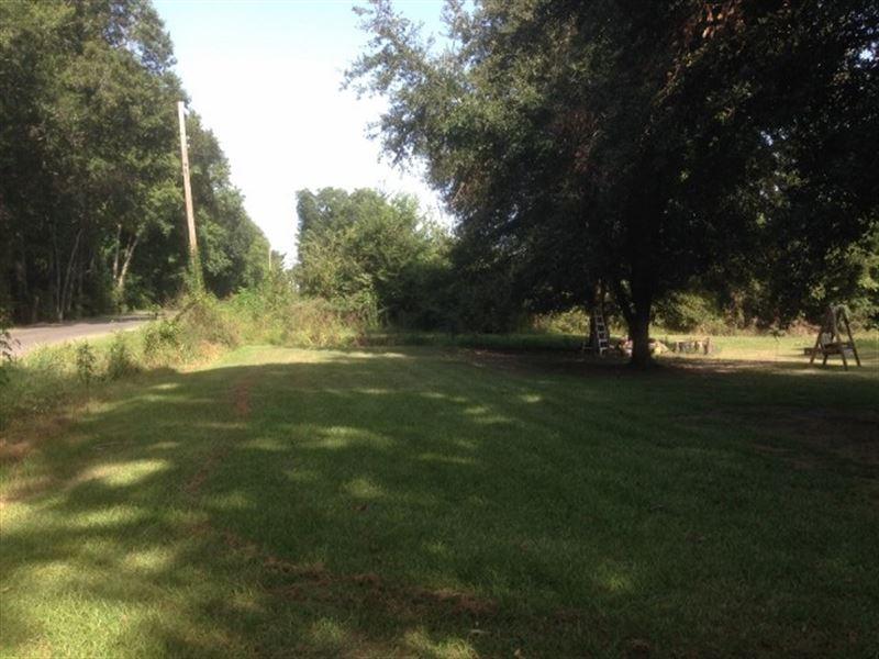 20 Ac - Farm Land With Old Home Sit : Swartz : Ouachita Parish : Louisiana