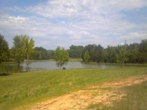 Large Private Lake : Blairs : Pittsylvania County : Virginia