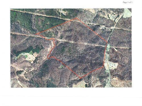 163.64 Acres - Cascade Mill Rd : Cascade : Pittsylvania County : Virginia
