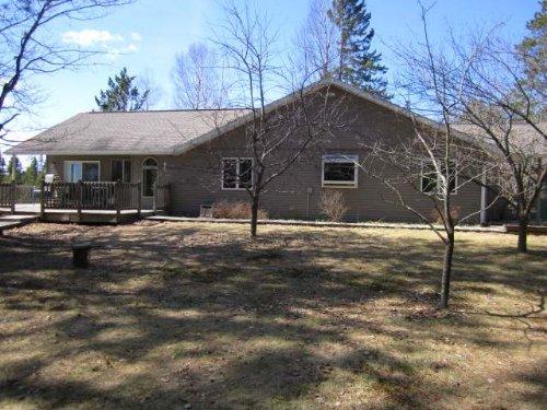 Pier Lake Home : Minocqua : Oneida County : Wisconsin