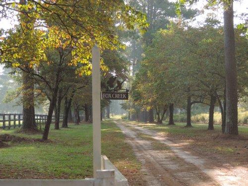 Fox Creek Plantation : Leesburg : Lee County : Georgia