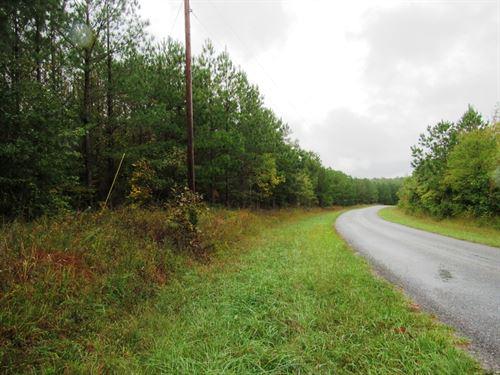22-123 Nixburg County Road 20, 33 : Equality : Coosa County : Alabama