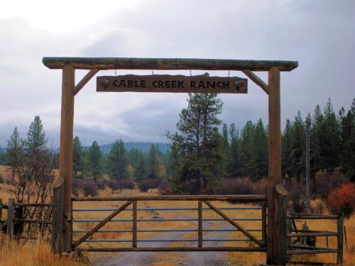 Cable Creek Ranch : Pilot Rock : Umatilla County : Oregon