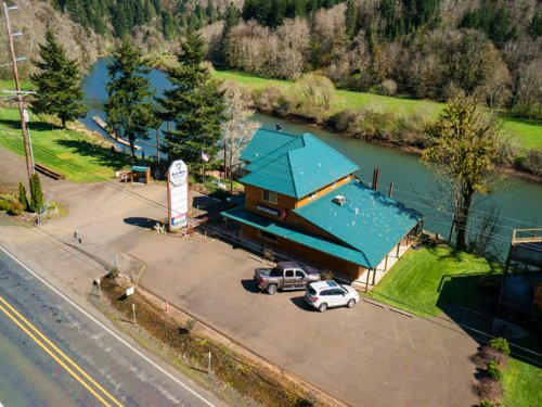 Kozy Kove Resort : Tidewater : Lincoln County : Oregon