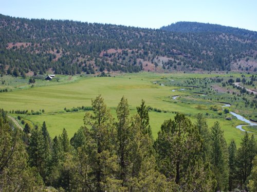 The Ford Ranch Only $496/Acre : Lakeview : Lake County : Oregon