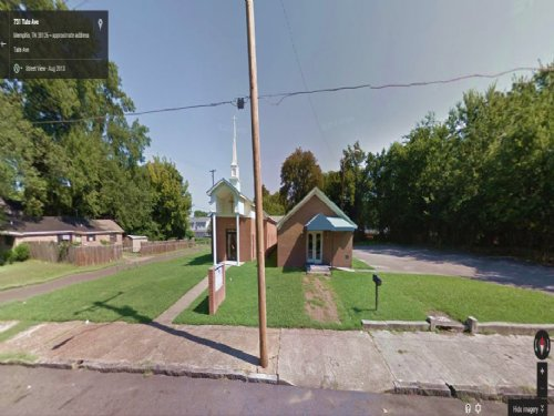 Perfect Church For New Congregation : Memphis : Shelby County : Tennessee