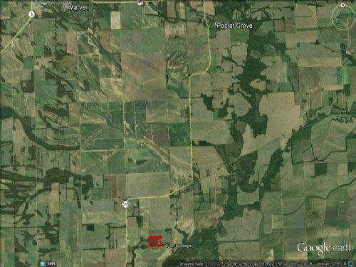 21.26 Acres Farm & Timber Land : Marvell : Phillips County : Arkansas